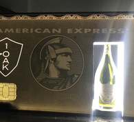 BOTTLE PRESENTER AMEX