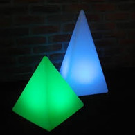 Led furniture, led pyramid , rave, nightclub, party,furniture