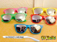 WAYFARER, SUNGLASSES,HUT, RAY,CUSTOM PRINT sunglasses for nightclubs