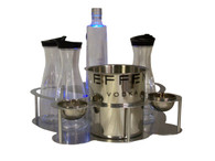 BOTTLE SERVICE TRAY  VIP