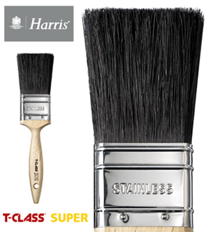 "Harris T Class - Super 2"" Brush"