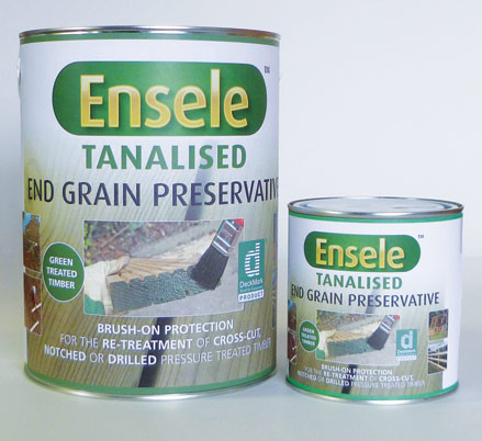 Ensele - Tanalised End Grain Preservative