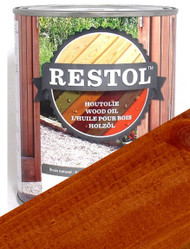 Restol Wood Oil in Red Cedar