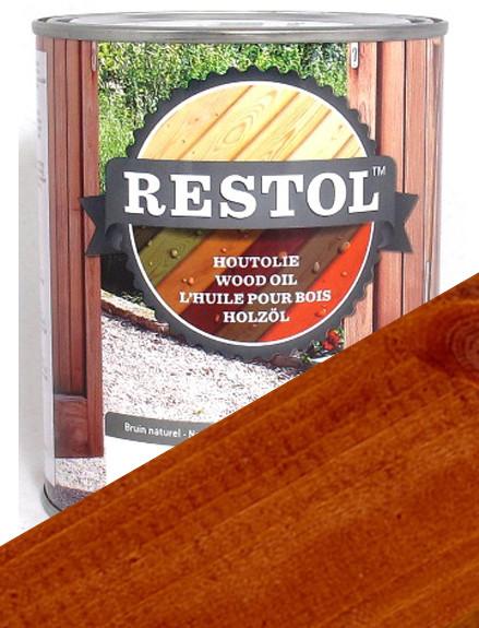 Restol Wood Oil in Red Cedar