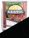 Restol Wood Oil in Ebony Black