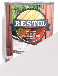 Restol Wood Oil in Iceland White