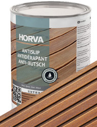 Horva ANTISLIP in Brown
