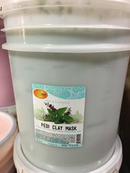 Sparedi Scrub Clay Mask 5 Gal - Mint & Eucalyptus