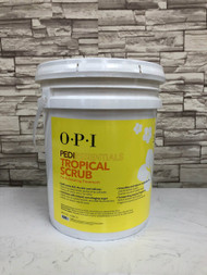 OPI Sugar Scrub 5 Gal : Tropical, Green Tea, Lavender, Orange