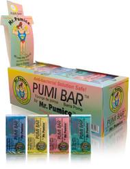 Mr. Pumice Pumi Bar box/24cts