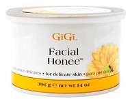 Gigi Facial Wax - Sensitive Skin - 14oz