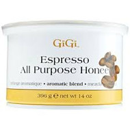 Gigi Espresso All Purpose Honee Wax - 14 oz