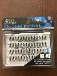 Ardell Double Up Individual Eyelashes - Black 1 Pack - Long