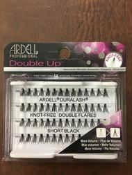 Ardell Double Up Individual Eyelashes - Black 1 Pack - Short