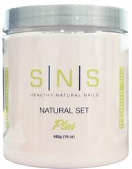 SNS Pink & White Dipping Powder - 16oz