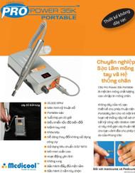 Drill Medicool Pro Power 35k Pro (Portable Drill)
