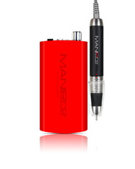 Drill Kupa Mani Passport :  Red (Portable Drill)