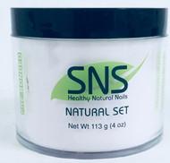 SNS Pink & White Dipping Powder - 4oz