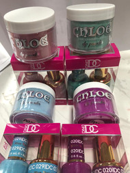 Duo31 Chloe 144 Match DND DC Colors Chloe Dipping Powder 2oz (Powder Only)