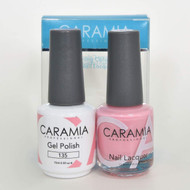 Duo Caramia Matching Gel & Polish - 288  Color Collection