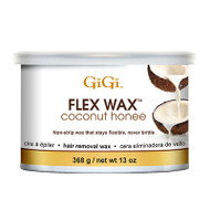 Gigi Flex Wax Coconut Honee 13oz