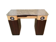 PC Straight Nail Table V12-820-293 Fan Legs