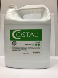 Costal Liquid 1 Gal Pink & White