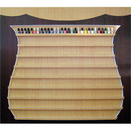 Color Rack Crown 260-280 Bottles