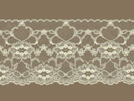Ivory Edge Lace Trim - 4'' (IV0400E02)