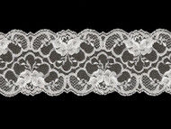 White Galloon Lace Trim - 3.75'' (WT0334G03)