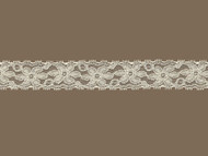 Ivory Galloon Lace Trim - 1.25'' (IV0114G01)