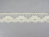 Ivory Edge Lace Trim - 1.375'' (IV0138E01)