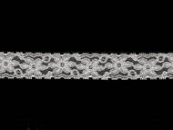 White Galloon Lace Trim - 1.375'' (WT0138G01)