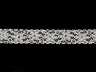 White Galloon Lace Trim - 1.375'' (WT0138G01)