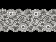 "White Galloon Lace Trim  - 4.00"" (WT0400G04)"