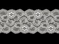 "White Galloon Lace Trim  - 4.00"" (WT0400G04)"