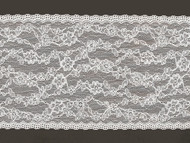 White Galloon Lace Trim - 6'' (WT0600G03)