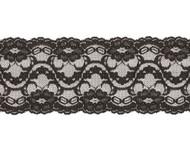 "Black Galloon Lace - 3.75"" (BK0334G02)"