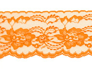 "Orange Edge Lace Stiff -4"" (OR0400E01)"