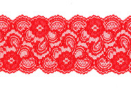 "Red Galloon Lace with Sheen - 4"" (RD0400G01)"