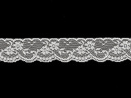 "White Edge Lace - 1.25"" - (WT0114E17)"