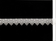 "White Edge Venise Lace -1.25"" - (WT0114E18)"
