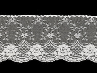 "White Edge Lace - 4"" - (WT0400E03)"