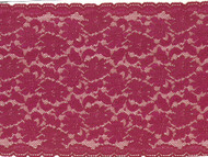 "Magenta Stretch Galloon Lace - 8"" - (MG0800G01)"