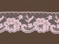"Light Pink Edge Lace with Sheen - 2.5"" - (PK0212E01)"