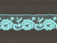 "Aqua Edge Lace with Sheen - 2.5"" - (AQ0212E03)"