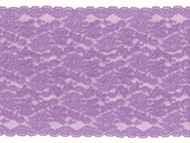 "Violet Galloon Stretch Lace with Sheen - 7""- (VT0700G01)"