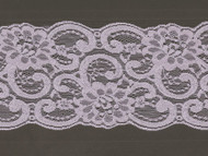 "Lilac Galloon Lace with Sheen - 5"" - (LC0500G01)"