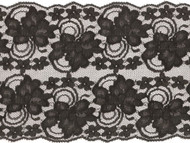 "Black Galloon Lace - 7"" (BK0700G50)"