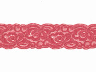 "Dark Cinnamon Galloon Lace - 2"" (CM0200G50)"